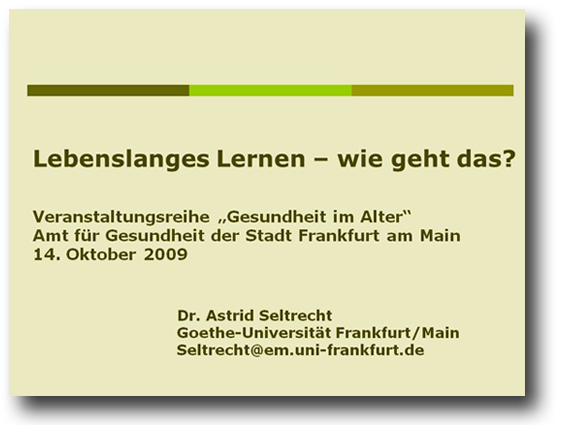 Download: Präsentation des Vortrags